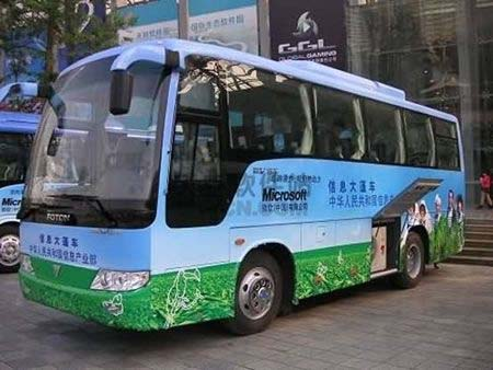 Autobus Microsoft