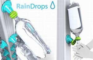 Rain Drops Evan Gant