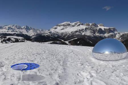 Ross Lovegrove Alpine Capsule
