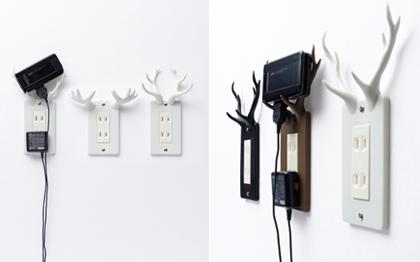 Socket Deer Nendo Design