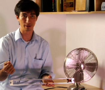 Wind Belt, generatore eolico domestico