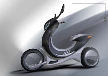 Movito eco scooter