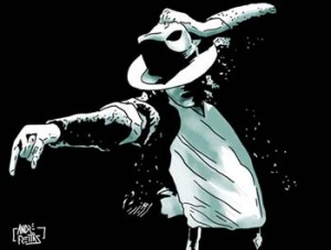 Michael Jackson tributo artistico