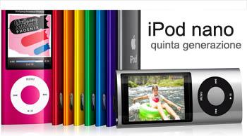 iPod nano, quinta generazione