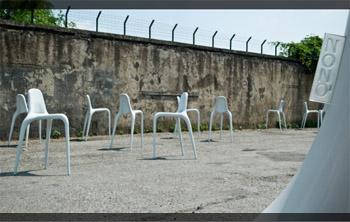 NONO: sgabello- seduta design Stefano Soave