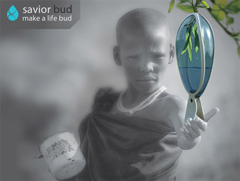 Savior Bud eco-design