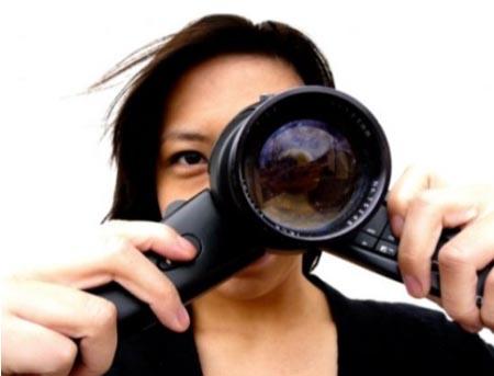 Erin Fong Reflex Canon Nova Dslr