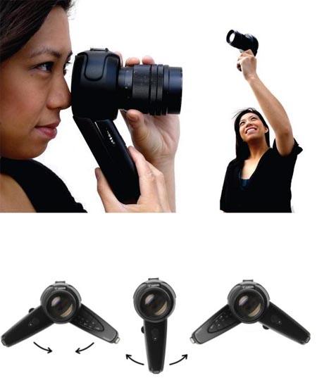 Nova Reflex Canon DSLR