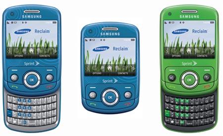 Reclaim di Samsung