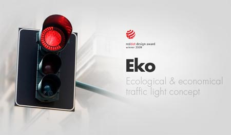 Red Dot Award Traffic Light Damian Stankovic