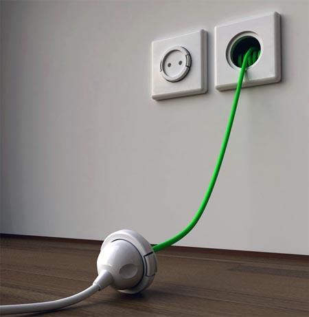 Presa elettrica Rambler socket