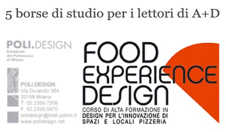 Corso Food Experience Design POLI.design