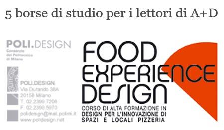 Corso Food Experience Design POLI.design