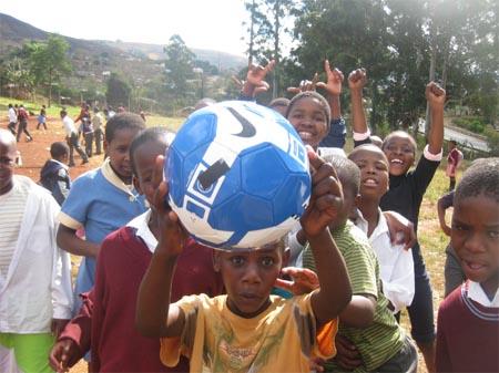 Soccket, un pallone per l\'Africa