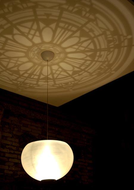 Lampade design di Frederike Top - Zona Tortona 2010