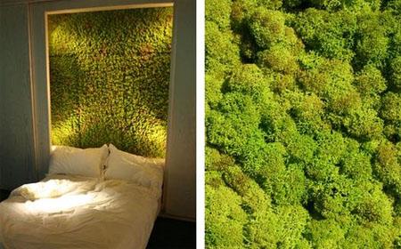 MOSSdesign, giardini verticali indoor