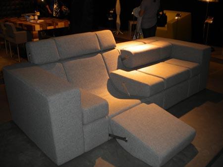 Sofa Bobo design Michael Kruijne
