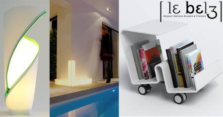 Les Belges design belga