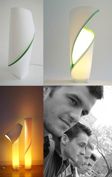 Lampada Babulete Stuut design