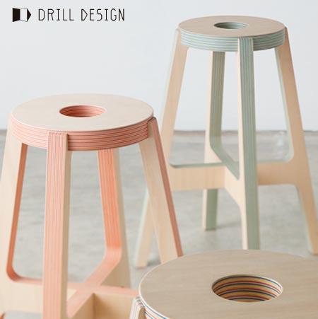Sgabello Drill Design