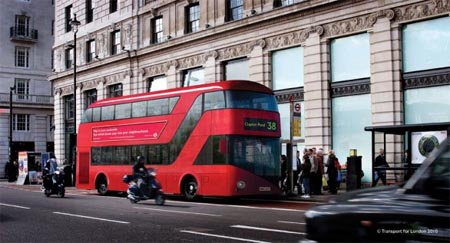 Nuovi bus Double-deck a Londra