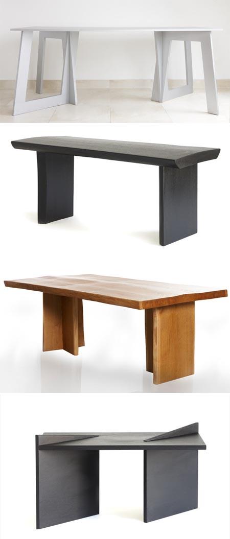 Free furniture design di nicolas waldorf with tavoli - Tavoli design famosi ...