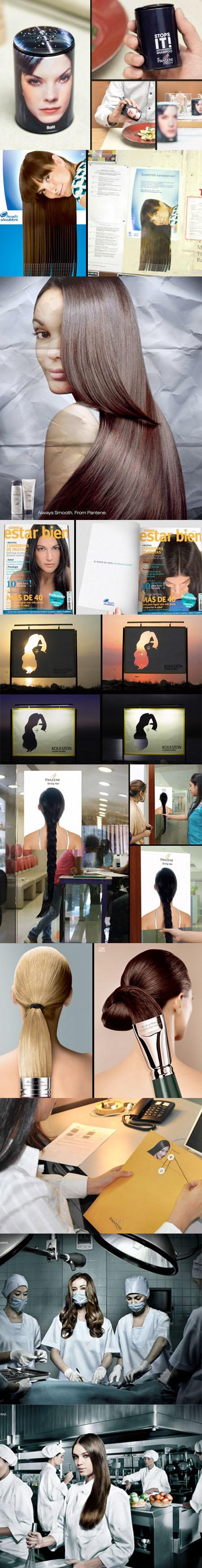 collezione-pubblicita-creative-shampoo