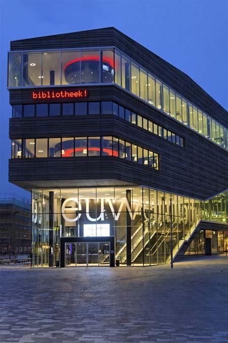La biblioteca olandese dei miei sogni