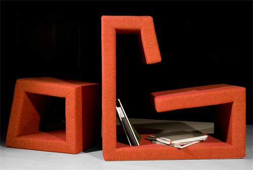 Munari architettura e design for Poltrona designer