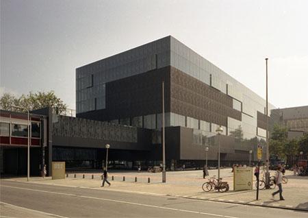 La nuova Biblioteca Universitaria di Utrecht