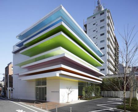 Dello studio emmanuelle moureaux architecture + design . continua