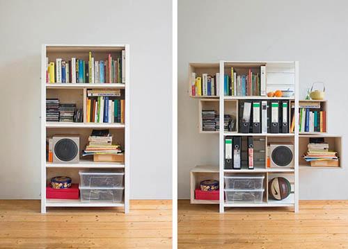 Furniture design architettura e design for Librerie di design famosi